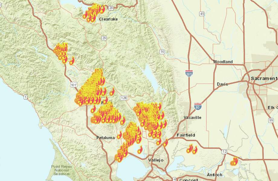 Grocery Stores Open During Wine Country Fires Sfgate