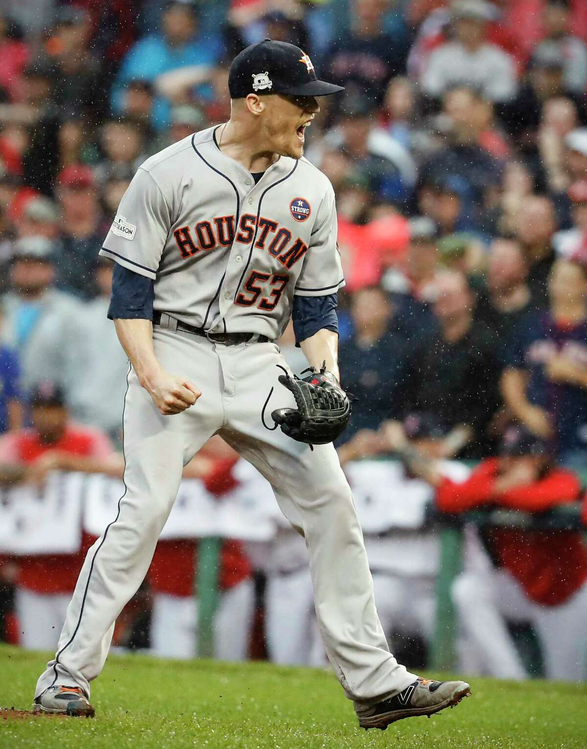 Houston Astros:They will be playing the New York Yankees in the ALCS Game 1 and 2 on Friday Oct. 13 at 7 p.m., and on Saturday at 3 p.m. at Minute Maid Park. More Details: www.mlb.com/astros