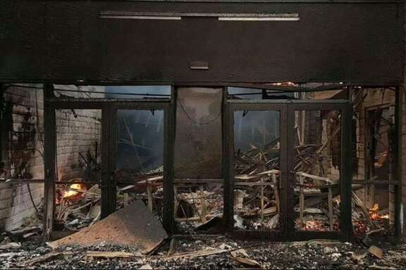 The Anova Center for Education's Santa Rosa branch was destroyed in the series of North Bay fires, school officials said.