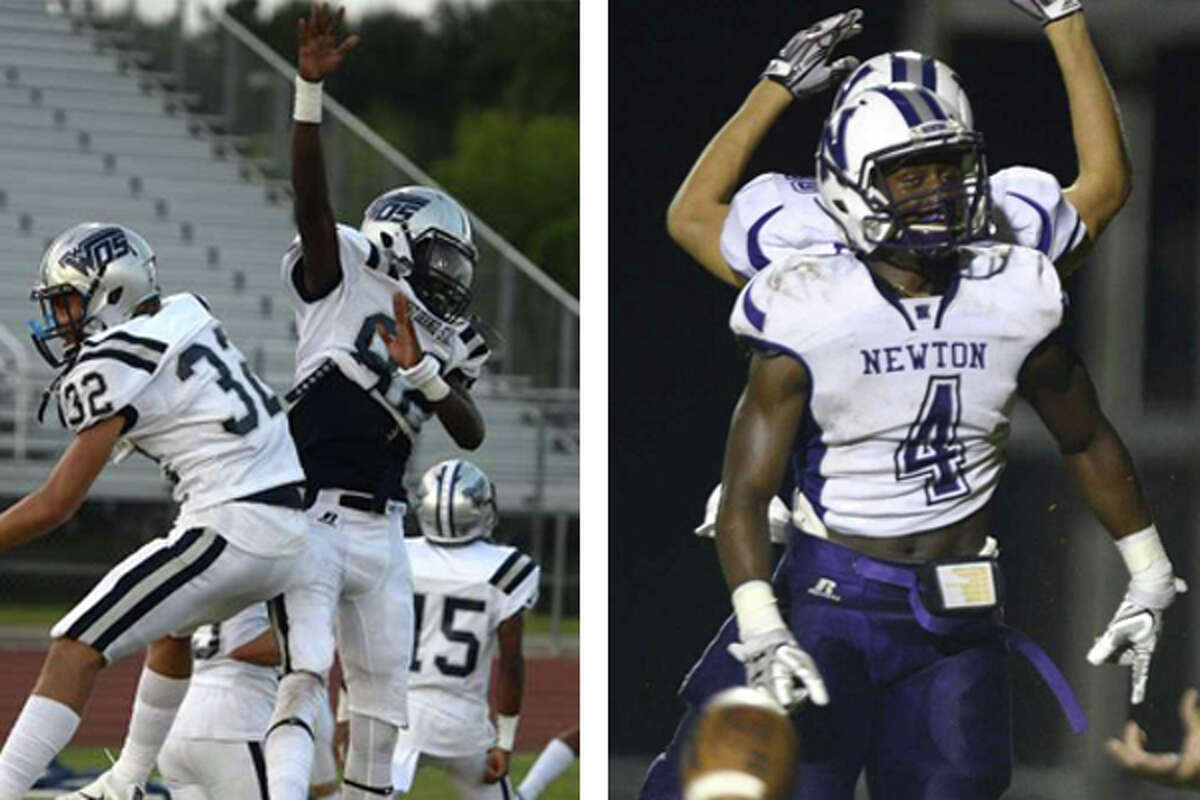 West Orange-Stark and Newton finally decided to suit up against each other on Thursday. Finally. These are Southeast Texas' two best football programs at the moment and this game will give the winner bragging rights in the area. It's not often two state title teams face off, especially ones outside of Texas' major cities.