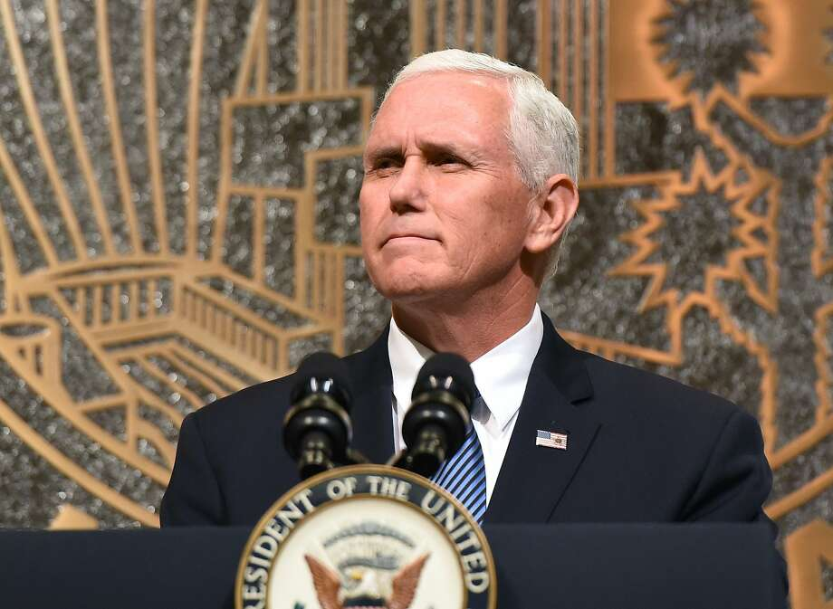 The budget blueprint allows for passage of the tax cuts by a simple  majority — and Republicans hold 52 of the 100 Senate seats, and Vice  President Mike Pence would have the deciding vote in the case of a tie. Photo: Ethan Miller, Getty Images