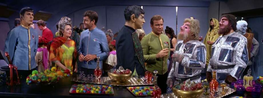 Courtesy of Star Trek the Original Series Set Tour Photo: Courtesy Of Star Trek The Original Series Set Tour