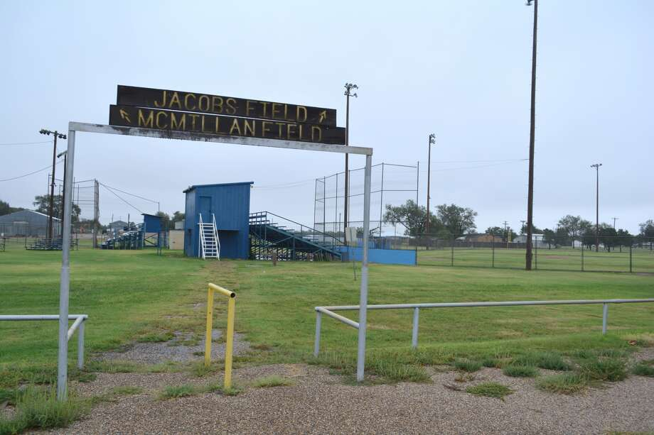 Plainview's youth baseball fields in Broadway Park as well as the adult softball fields in Regional Park are targeted for improvements in Proposition F of the Nov. 7 bond election. Total cost of that proposition is $1.5 million, funded through general obligation bonds. The baseball fields in Broadway Park date to the mid-1960s while the softball fields were developed when Regional Park was established in the mid-1970s.