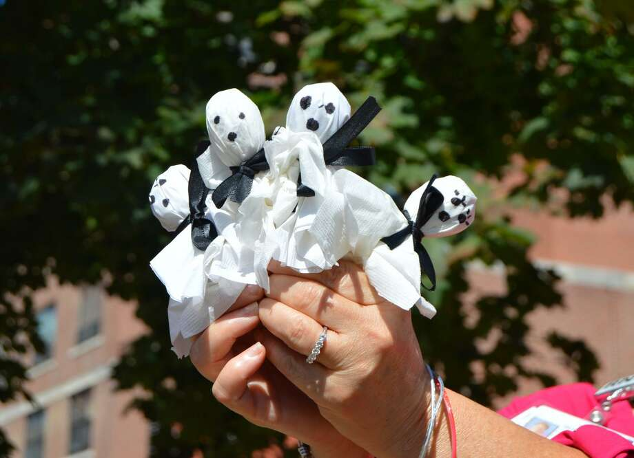 "Halloween treats like these pictured here, games and health and safety information await families at the free 16th Annual Children's Health and Safety ""Halloween Hoopla"" Fair on Fri., Oct. 27 from 3-7 p.m. at Warsaw Park in Ansonia. Photo: Contributed / Contributed / Connecticut Post"