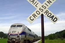 The Amtrak Vermonter is one of three daily train options to Vermont.