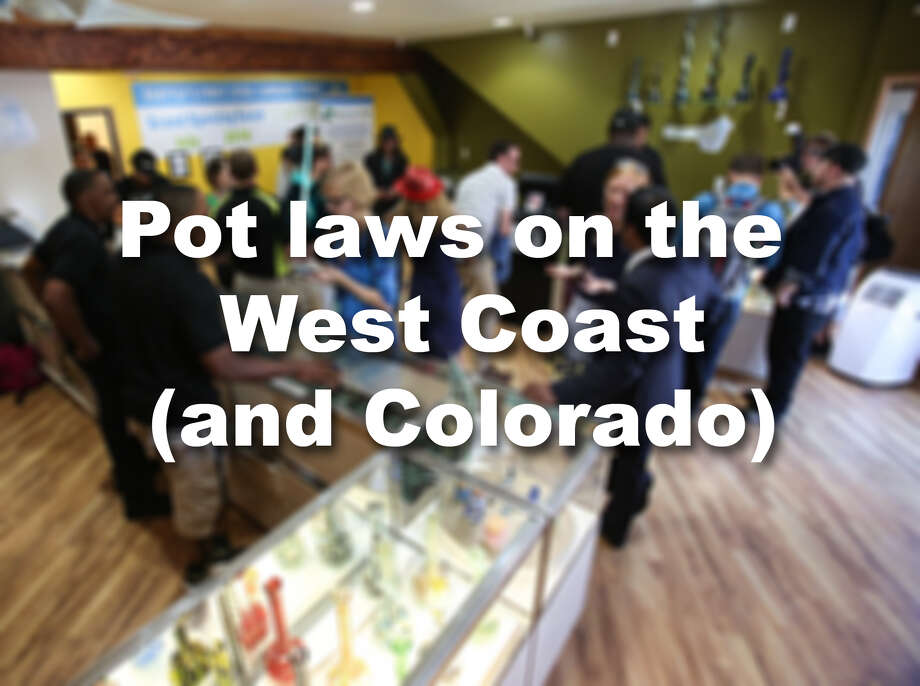 Where does the West Coast stand on cannabis? Generally pro, with all the states up and down the coast (and Colorado) approving recreational pot use for adults.Click through the slideshow to see how the states' laws vary on some of the big stuff. Photo: SeattlePI