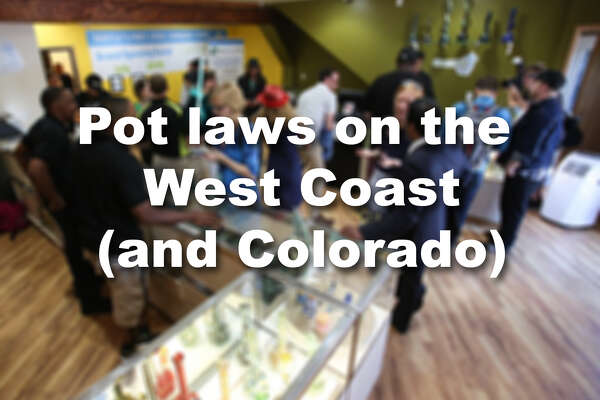 Where does the West Coast stand on cannabis? Generally pro, with all the states up and down the coast (and Colorado) approving recreational pot use for adults.   Click through the slideshow to see how the states' laws vary on some of the big stuff.