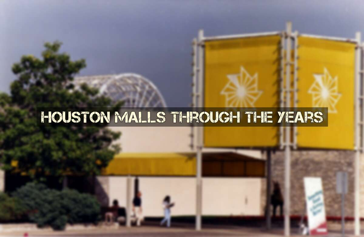 See the evolution of Houston's shopping malls.