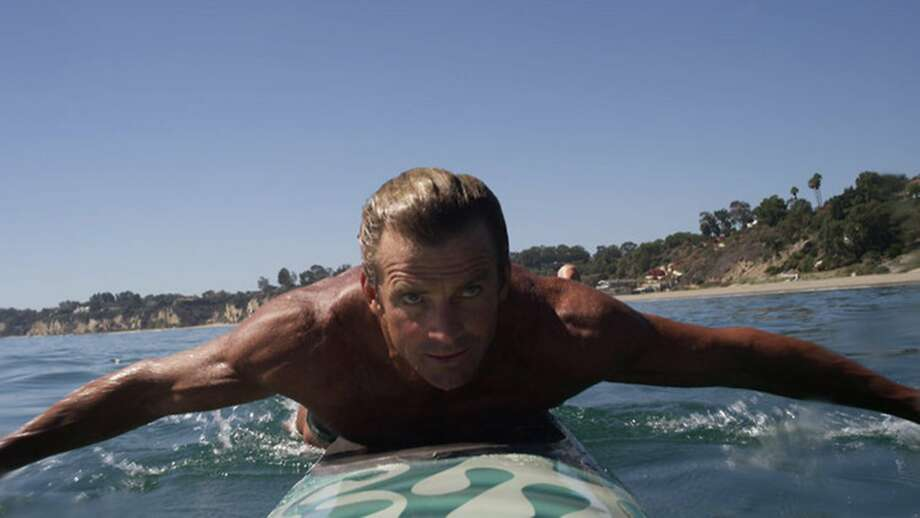 Laird Hamilton reveals little of himself in the film. Photo: Take Every Wave LLC, TNS