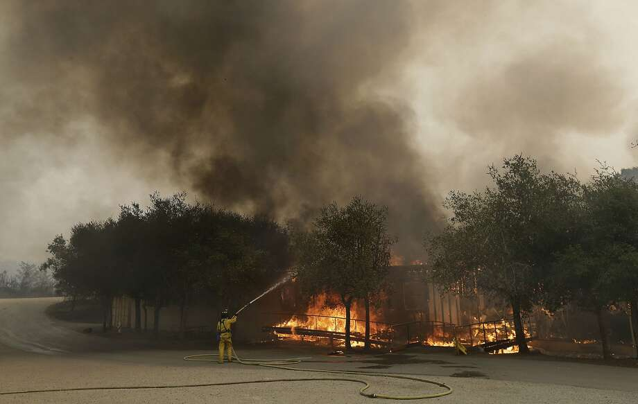Hewlett-Packard Historical Archives Destroyed In Santa Rosa Fires
