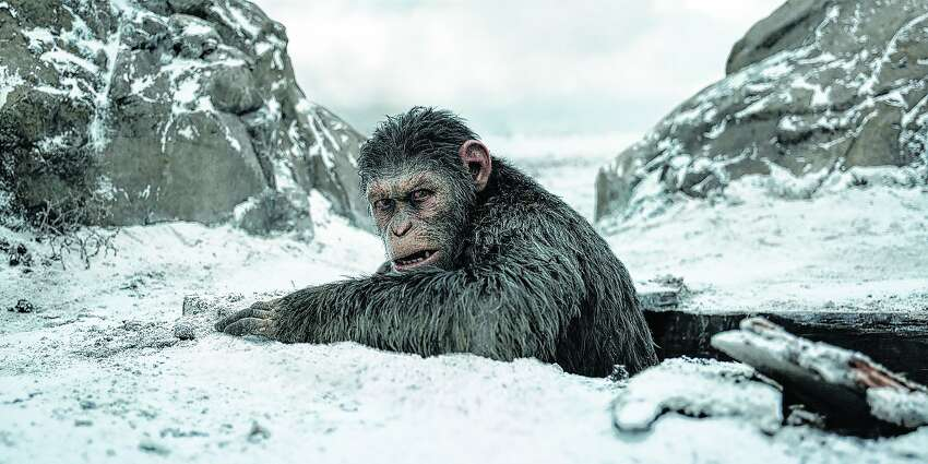 War for the Planet of the Apes (2017) After the apes suffer unimaginable losses, Caesar wrestles with his darker instincts and begins his own mythic quest to avenge his kind.