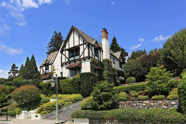 5710 Margarido Drive is a five-bedroom Tudor available for $4 million.�