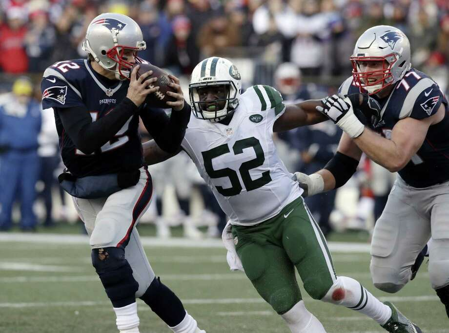New England Patriots and New York Jets played in 2016