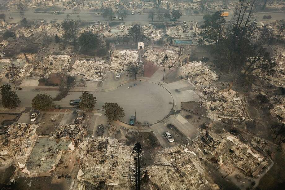 Tubbs Fire victims look to pursue case against PG&E