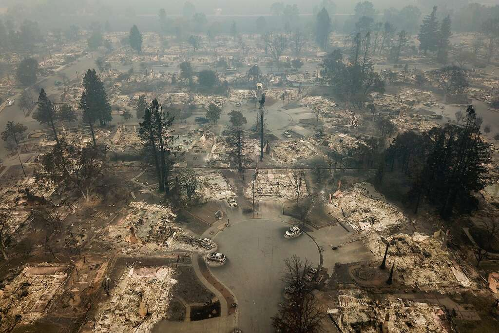 Image result for wine country fire