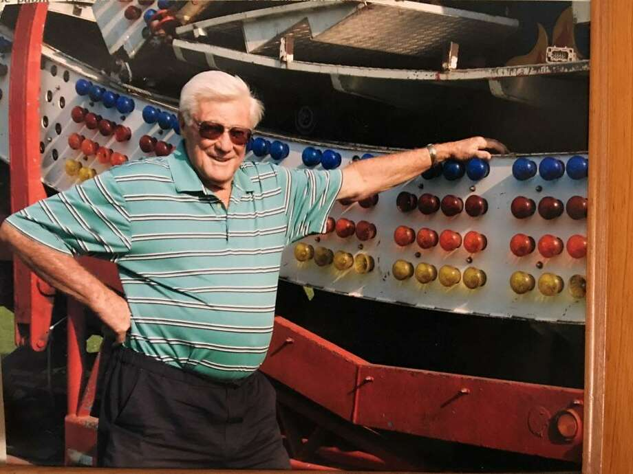 Robert E. Coleman died Oct. 3 at home in Florida. Coleman, who took over Middletown's Coleman Bros. Carnival in 1916 from his father Richard, came home every carnival season to help his father and brother with the family business. Photo: Courtesy Coleman Family