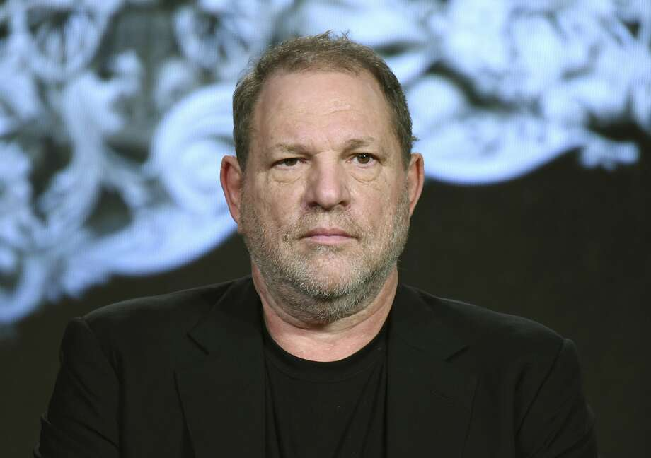 Producer Harvey Weinstein. Photo: Richard Shotwell, Associated Press