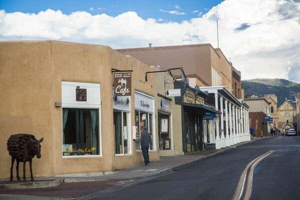 2. Santa Fe, New Mexico   Score: 89.94