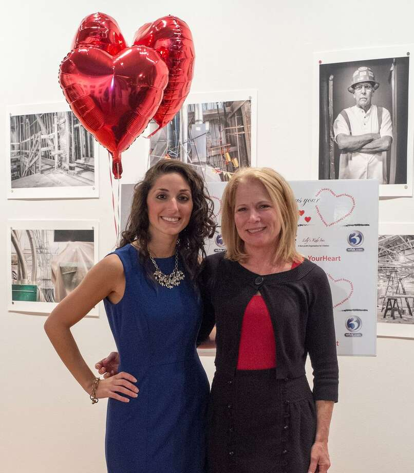 Lily's Kids will host its third Show Us Your Heart fundraising event onSaturday, Oct. 21from3 to 6 p.m.at MAC 650 Gallery & Artist Co-Op, located at 650 Main St. in Middletown. Photo: Contributed Photo / Not For Resale / Alen Abdula at 781creative.com