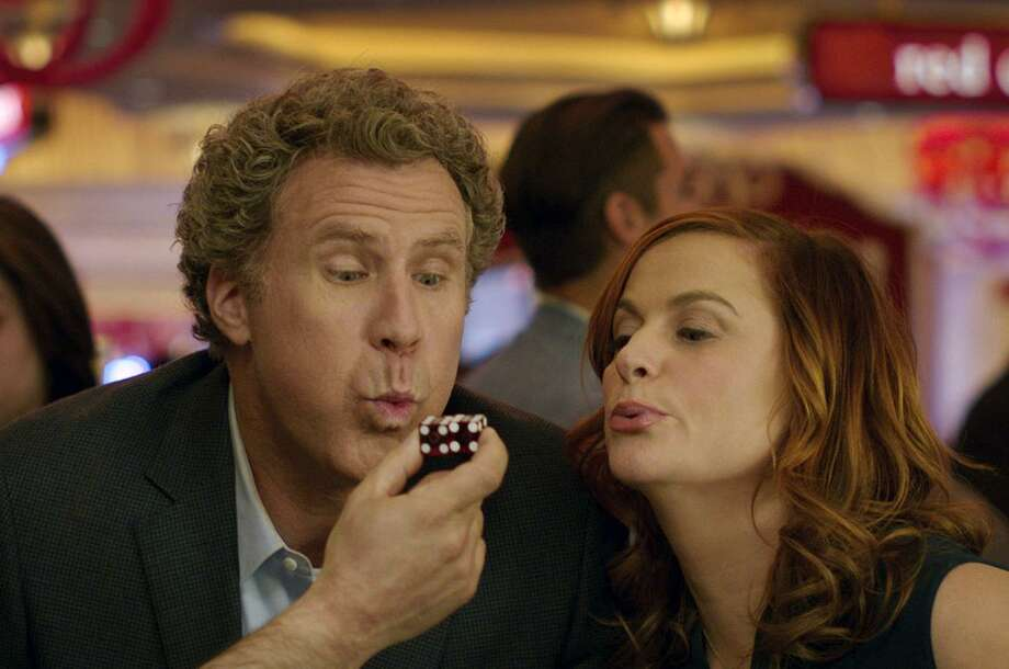 "All bets are on when Will Ferrell and Amy Poehler open a casino in ""The House."" Photo: Warner Bros. Pictures / ©2015 Warner Bros. Entertainment Inc. and RatPac-Dune Entertainment LLC All Rights Reserved"