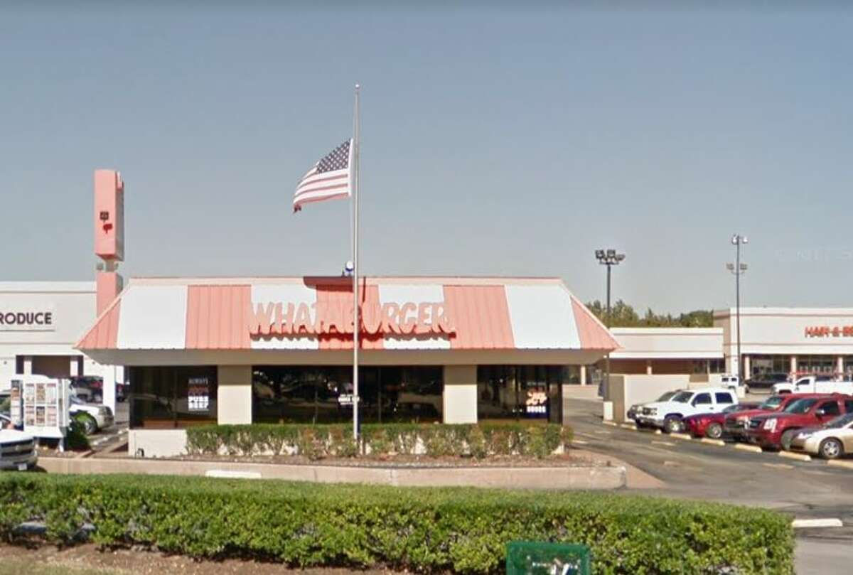 Whataburger #134 444 W Little York Houston, TX 77076 Demerits: 18 Inspection Highlights:Chicken, eggs, sausage crumble not safe for human consumption. Condemned about 30 pounds of temperature control for safety foods, held at temperatures above 41 degrees F, for more than four hours.