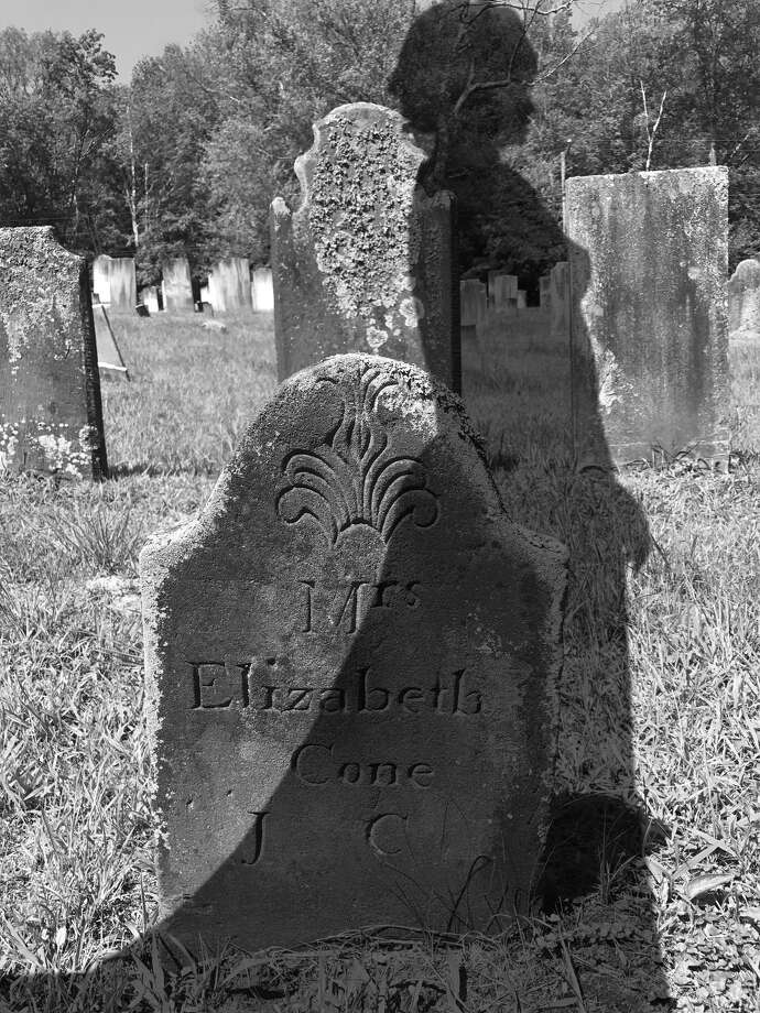 The Haddam Historical Society will host a cemetery tour onSaturday, Oct. 21, 1-4 p.m. Photo: Contributed Photo / Not For Resale