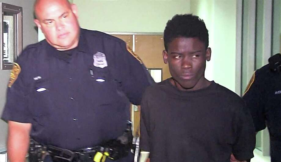 A screen grab shows Abdi Abdi, 18, in 2016, who was charged with capital murder in the death of 5-year-old Ana Garza, who was shot in the head while she slept in the front bedroom of her home in the 800 block of Pecan Valley in San Antonio. Photo: /Courtesy Of 21 Pro Video