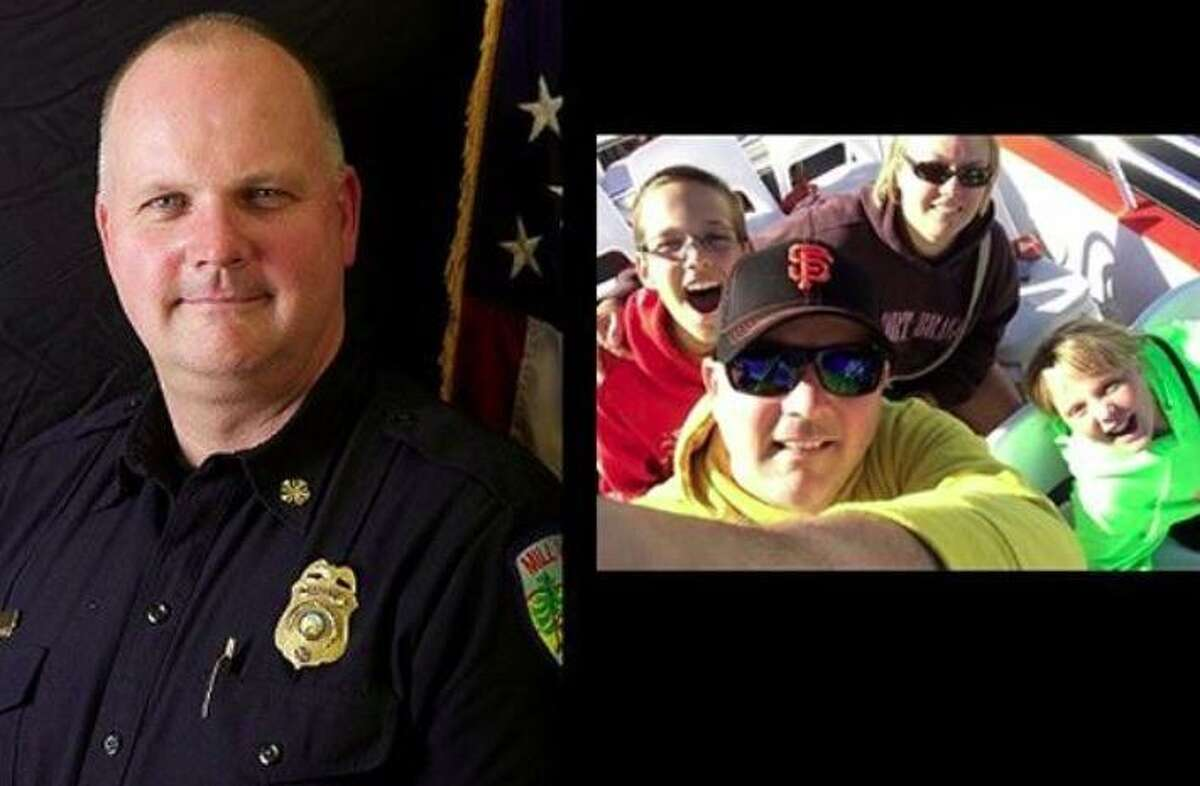 Mill Valley Fire Chief Tom Welch lost his home in the North Bay wildfires, city officials said.