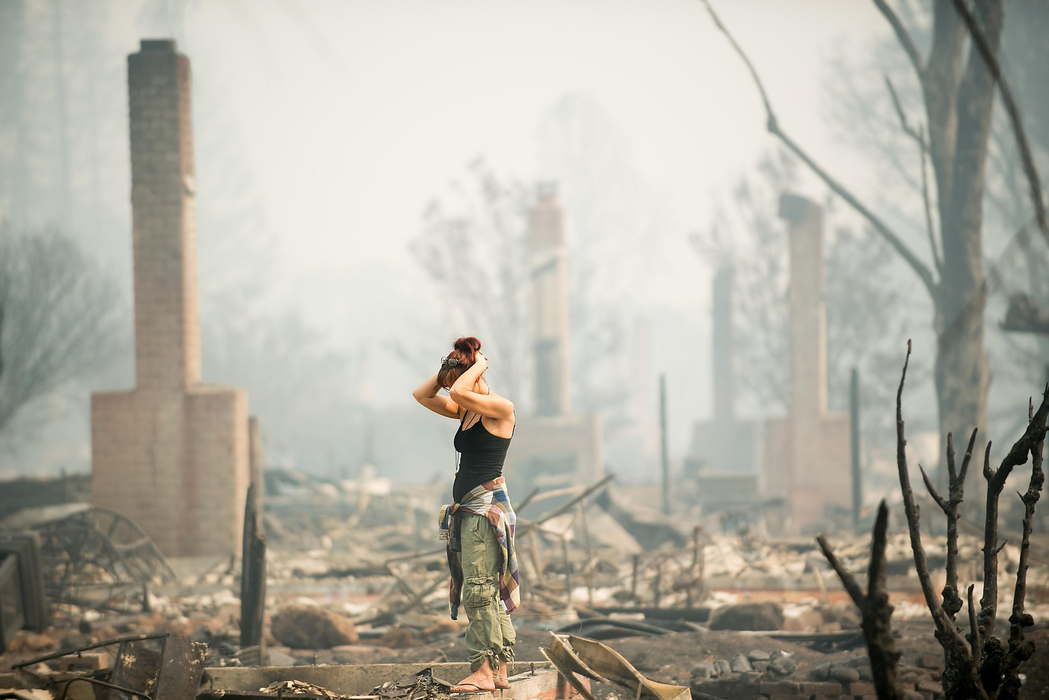 6 Things Fire Disaster Victims Should Do Now