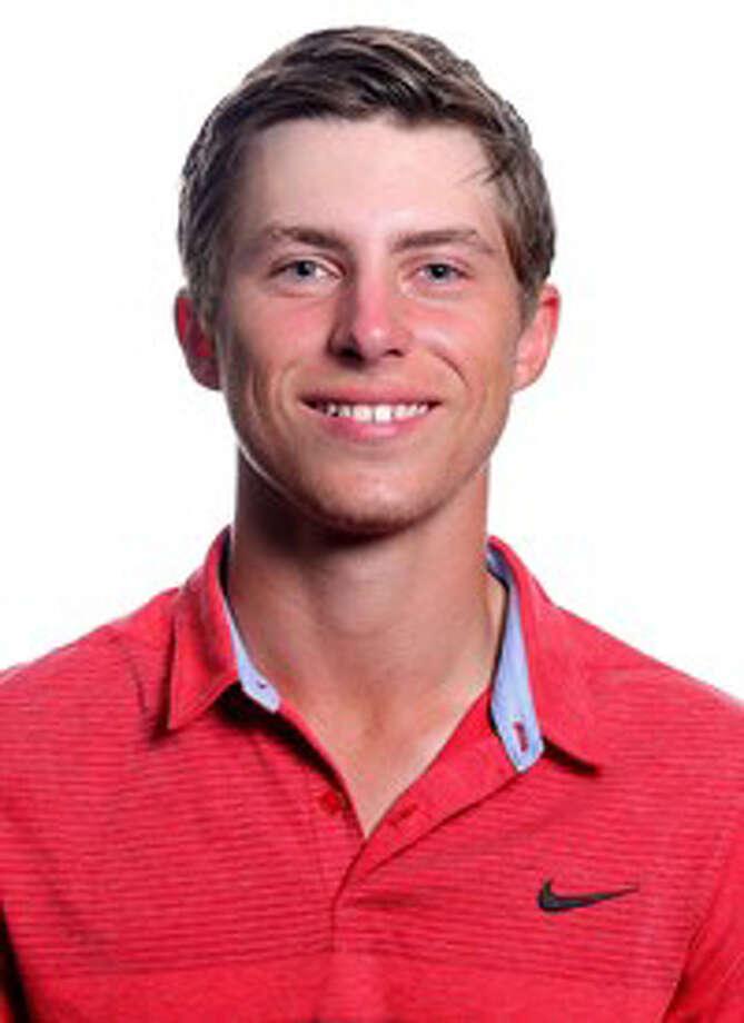 Cody Banach, Lamar men's golf. (Lamar Athletics)