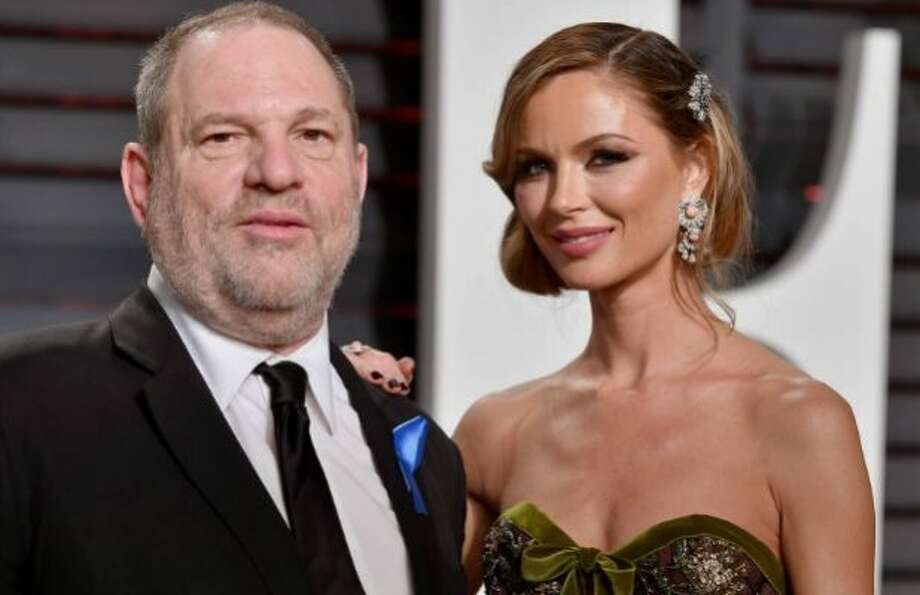 Harvey Weinstein's Wife Georgina Chapman: 'I Have Chosen to Leave My Husband' - Midland Daily News