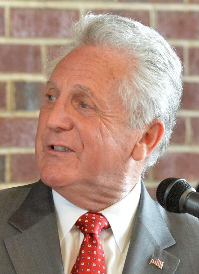 Norwalk Mayor Harry Rilling. Photo: File Photo / Hearst Connecticut Media File Photo / Norwalk Hour file photo