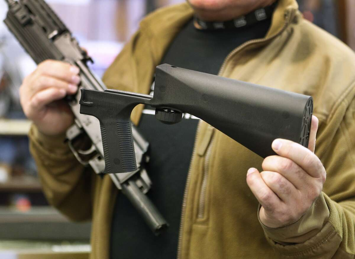 Things to know about the federal bump-stock banATF has estimated that between 280,000 and about 520,000 have been sold since 2010, according to the Associated Press.