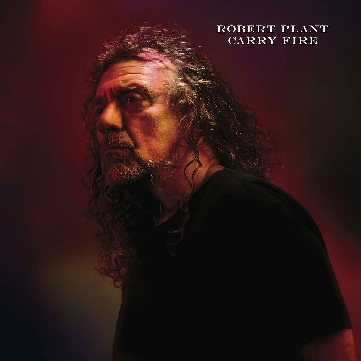 Robert Plant's 11th solo album is 'Carry Fire'