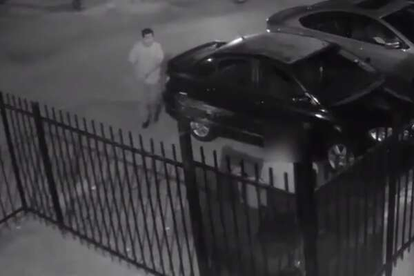 Houston police are looking for this suspect, who stabbed another man with a screwdriver while robbing the victim on Aug. 17, 2017 at 5909 Ranchester.