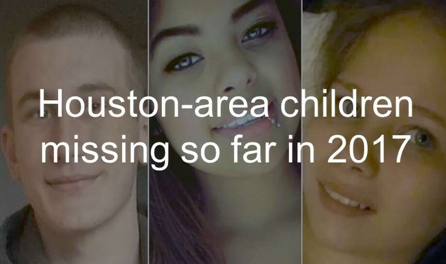 See Houston-area children who have been reported missing so far in 2017 up ahead. Photo: The National Center For Missing And Exploited Children