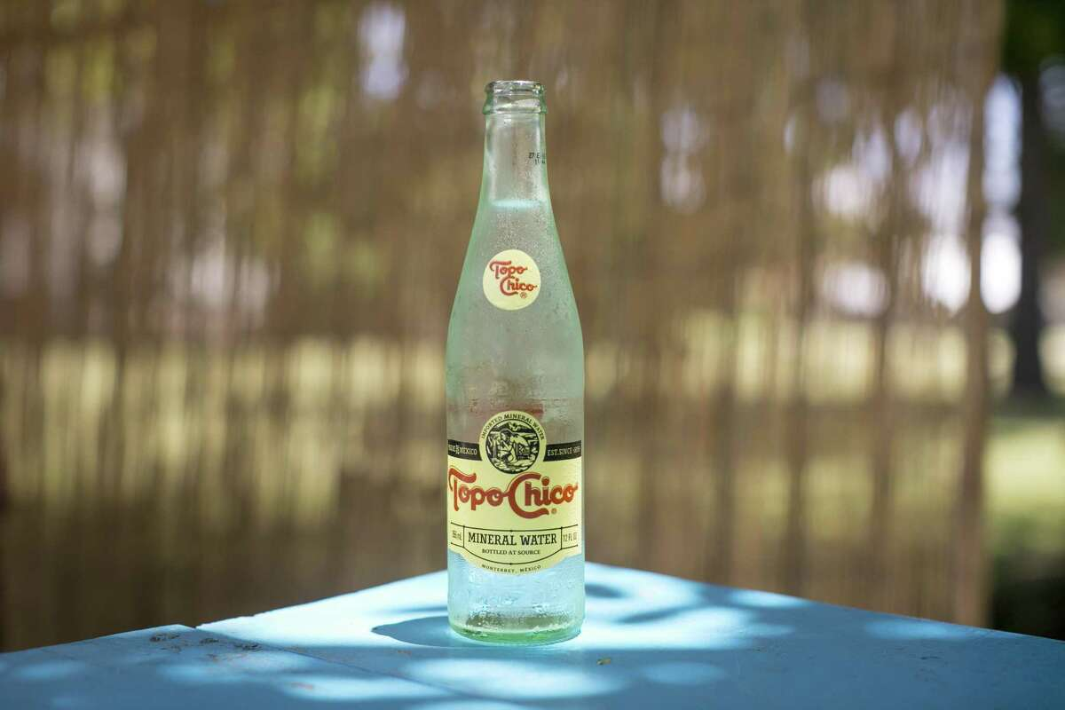 Texas is the largest consumer of Topo Chico in the U.S.