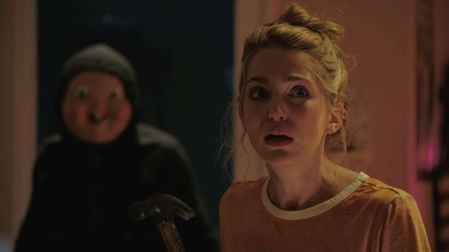 "A scene from the film ""Happy Death Day."""