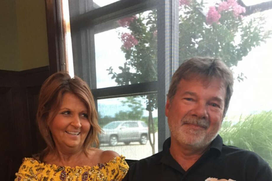 Texas residents Forrest and Donna Sanco are missing after departing to the Bahamas. Photo: GoFundMe
