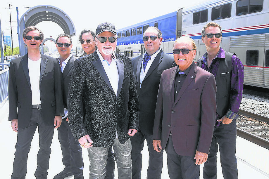 The Beach Boys will bring the sounds of summer to the Stafford Centre on Oct. 5 at 7:30 p.m. / Internal