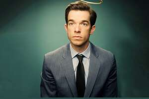 Comedian John Mulaney who is on his Kid Gorgeous Tour