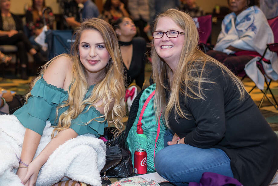 """San Antonio singers showed up in hordes at downtown's Hyatt Regency to tryout for """"American Idol."""" The Alamo City was the only Texas stop for the hit show, which is slated to bow on ABC in spring 2018. Photo: Kody Melton, For MySA.com"""