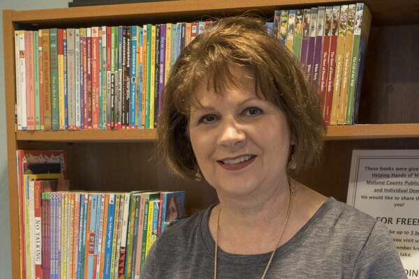 Susan Reed is one of the 52 Faces or Our Community. 9/27/17  Tim Fischer/Reporter-Telegram