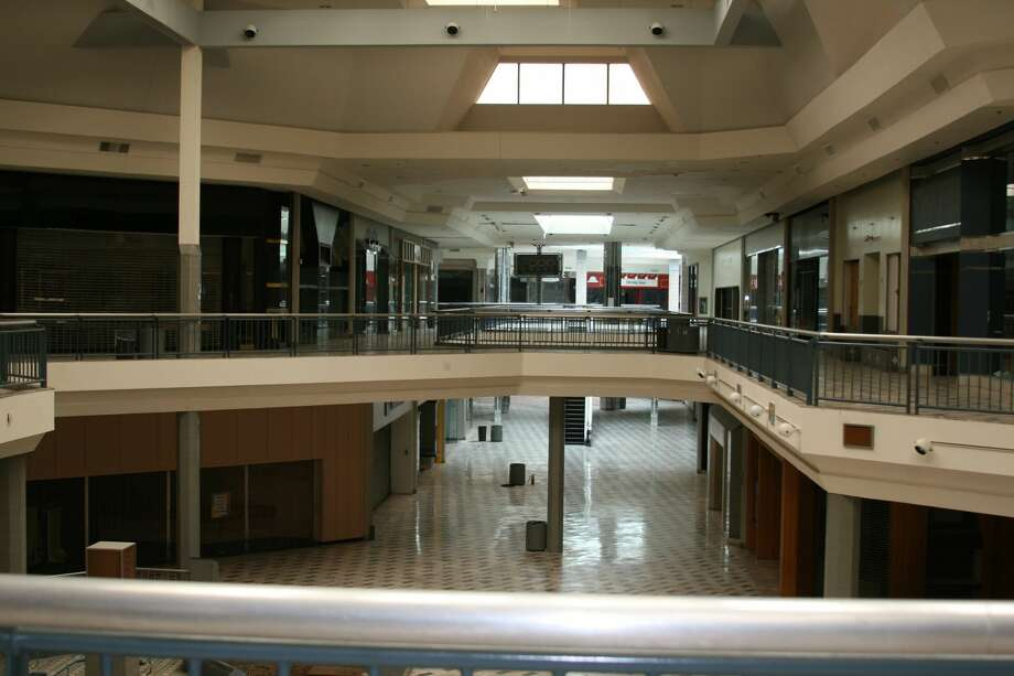 Photos of San Antonio's abandoned Windsor Park Mall were taken by Flickr user Scooter Simpson on June 22, 2007, according to the image credits. Before Rackspace took over the space for its headquarters the mall sat empty. Photo: Flickr/Scooter Simpson