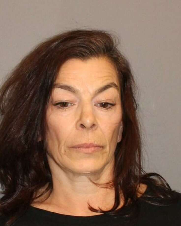 Lori Ledonne, 54, of Norwalk, was sentenced to three years in prison in the heroin overdose of 22-year-old Easton resident Kadeelyn Konstantino in Norwalk in February 2017. Photo: Contributed Photo / Norwalk Police Department