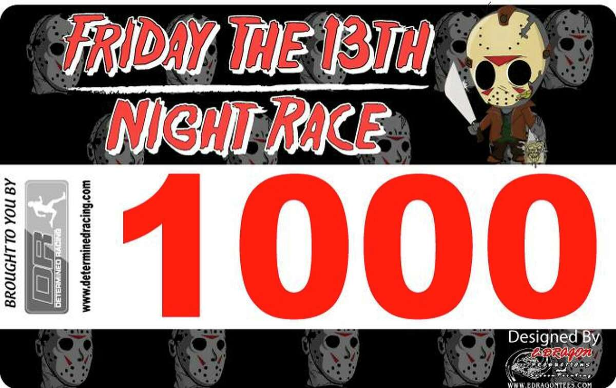 Friday the 13th Night Race 5K  MoMak's Backyard Malt's & Burgers, 13838 Jones Maltsberger 8 to 11 p.m.  MoMak's is hosting a costumed night run through McAllister Park, which will be marked with signs and glow sticks. Click here for more information.