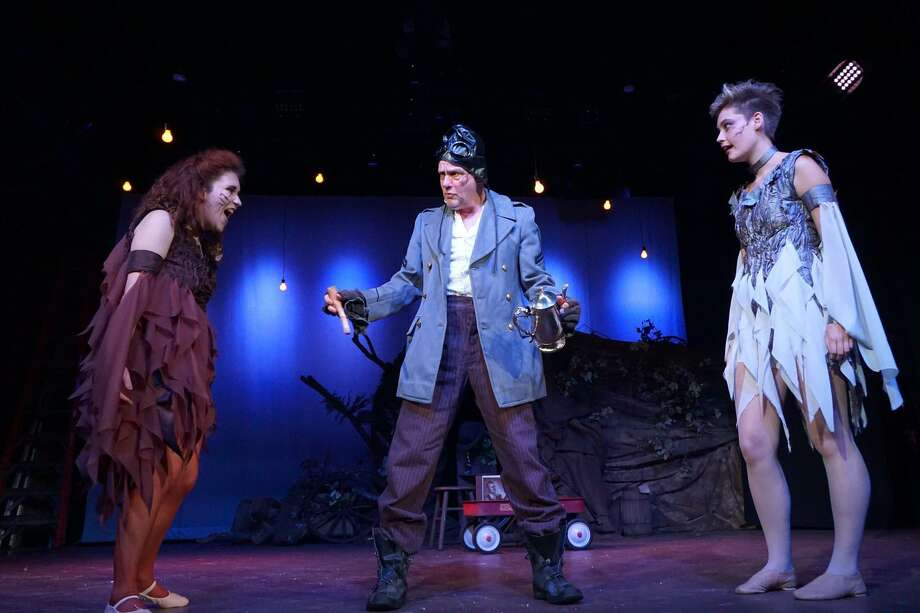 "Berney's ""Dark of the Moon"" the Sherman Playhouse  Cast included 