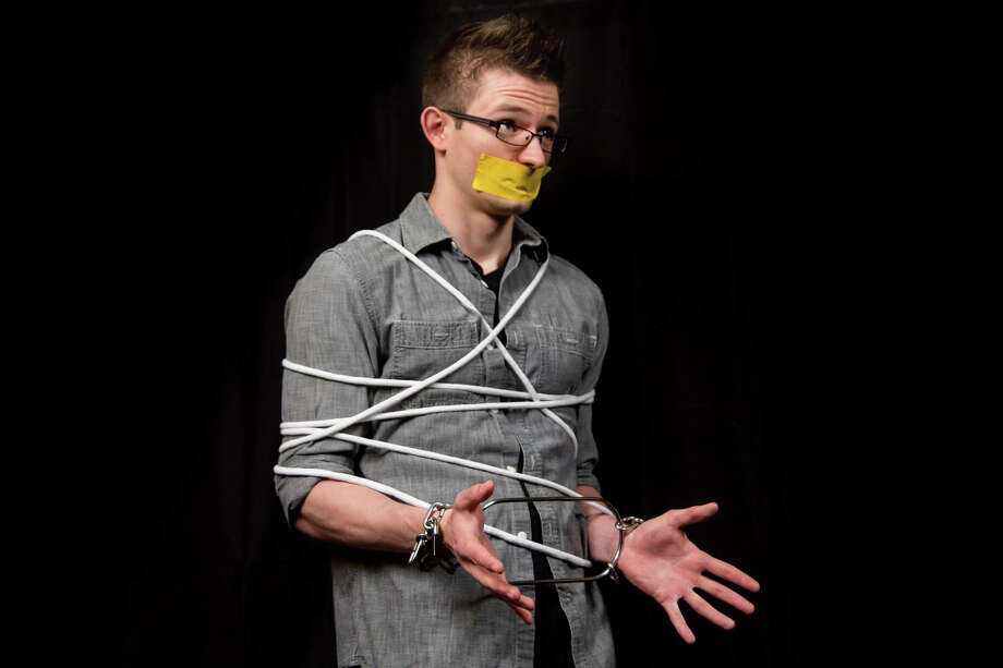 Comedian and magician Grant Freeman will perform at the Port Arthur Little Theatre on Oct. 13, 2017. Courtesy photo