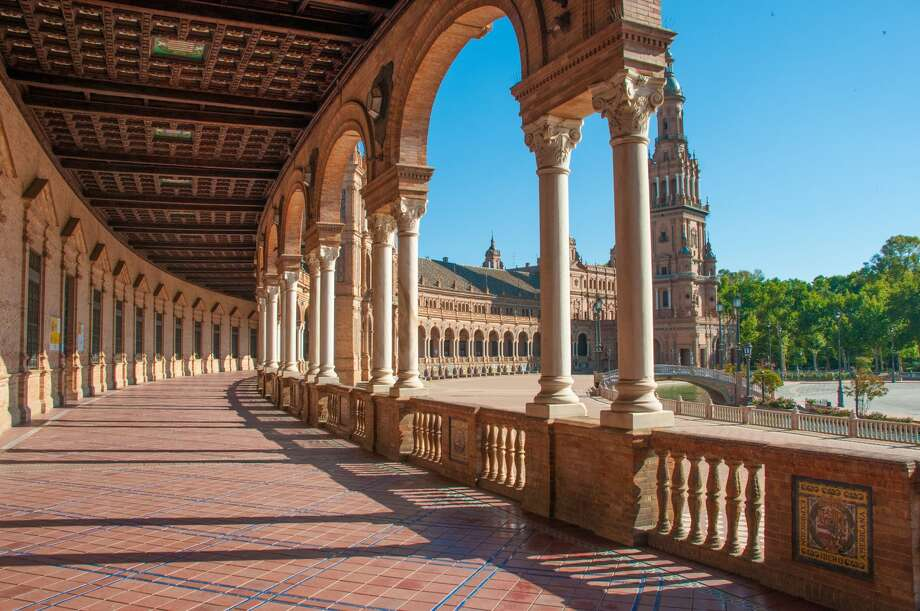 """Seville, SpainLonely Planet says this Spanish city has """"reinvigorated its historic past,"""" and is currently celebrating the 400th anniversary of famed Baroque painter Bartolomé Esteban Murillo. Photo: By Eve Livesey/Getty Images"""
