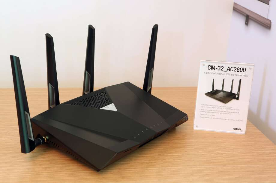 If you've got a router that's more than five years old, you should probably update to a more modern one. Photo: ASUS